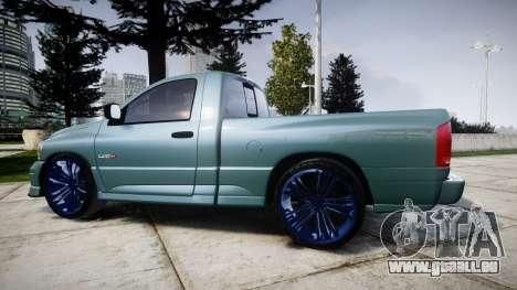 Dodge Ram pour GTA 4 est une gauche