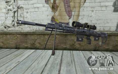 Sniper Rifle from Sniper Ghost Warrior pour GTA San Andreas