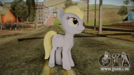 Derpy Hooves from My Little Pony für GTA San Andreas