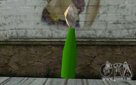 Molotov Cocktail from GTA Vice City für GTA San Andreas zweiten Screenshot