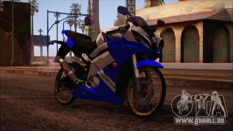 Yamaha R15 Modif pour GTA San Andreas