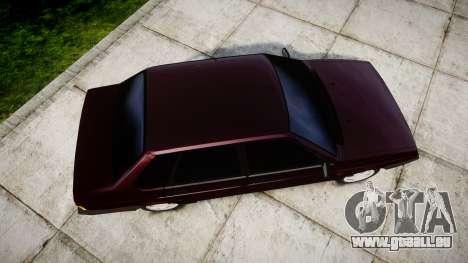 VAZ-Sat-21099 für GTA 4 rechte Ansicht