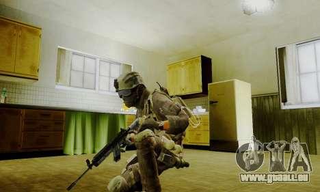 Spec Ops für GTA San Andreas her Screenshot