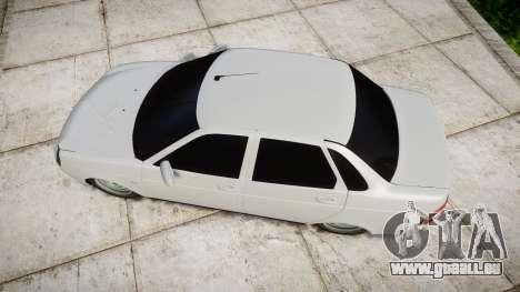 ВАЗ-2170 haute qualité pour GTA 4 est un droit
