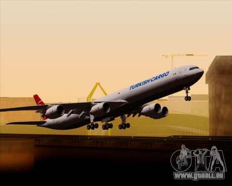 Airbus A340-600 Turkish Cargo pour GTA San Andreas