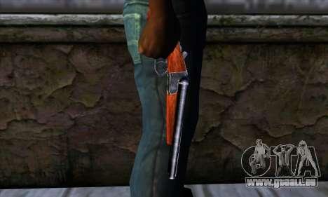 Sawnoff Shotgun pour GTA San Andreas troisième écran