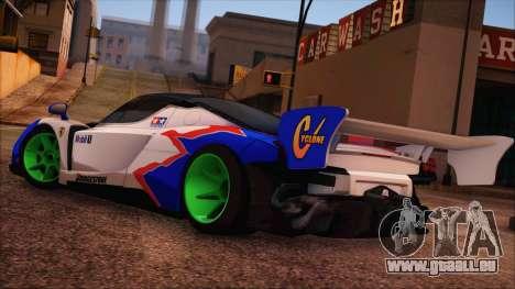 Ferrari Enzo Whirlwind Assault pour GTA San Andreas laissé vue