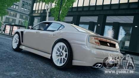 GTA 5 Bravado Buffalo pour GTA 4 Vue arrière de la gauche