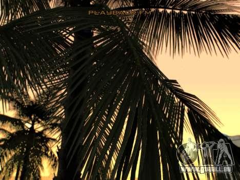 Lime ENB v1.2 SA:MP Edition für GTA San Andreas zweiten Screenshot