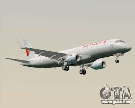 Embraer E-190 Air Canada für GTA San Andreas