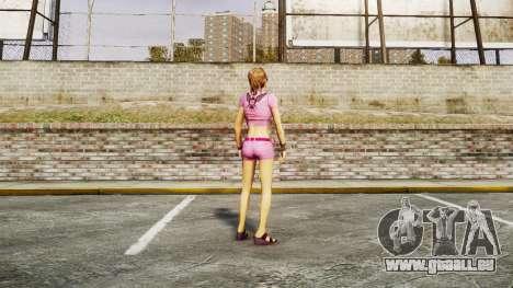 Mädchen FBI für GTA 4 sechsten Screenshot
