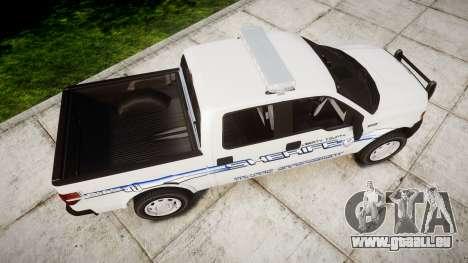 Ford F-150 [ELS] Liberty County Sheriff pour GTA 4 est un droit