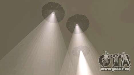 UFO über San Andreas für GTA San Andreas her Screenshot