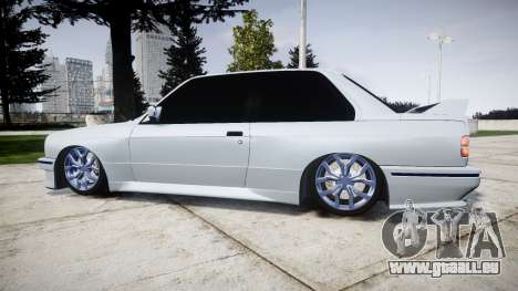 BMW M3 E30 für GTA 4 linke Ansicht