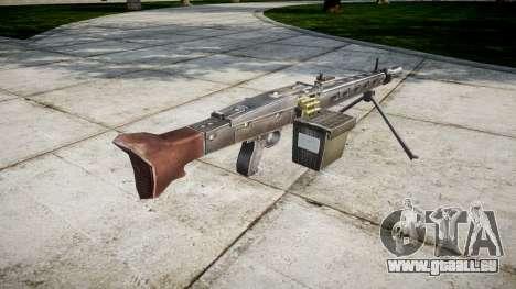Deutsche Maschinengewehr MG3 icon1 für GTA 4 Sekunden Bildschirm