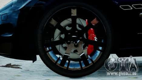 Maserati Granturismo 2012 für GTA 4 hinten links Ansicht