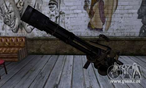 Pistolet Volcan v1 pour GTA San Andreas