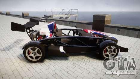 Ariel Atom V8 2010 [RIV] v1.1 S&A für GTA 4 linke Ansicht