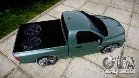 Dodge Ram pour GTA 4 est un droit
