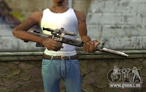 Eei avec l'Optique pour GTA San Andreas troisième écran