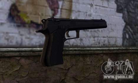 Grammaton Cleric Beretta v2 pour GTA San Andreas deuxième écran