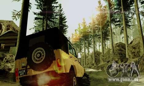 Piste off-road 4.0 pour GTA San Andreas septième écran