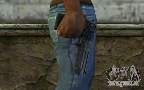 Desert Eagle Standart v1 pour GTA San Andreas troisième écran