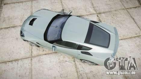 Chevrolet Corvette C7 Stingray 2014 v2.0 TireGY pour GTA 4 est un droit