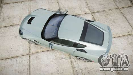 Chevrolet Corvette C7 Stingray 2014 v2.0 TireGY für GTA 4 rechte Ansicht