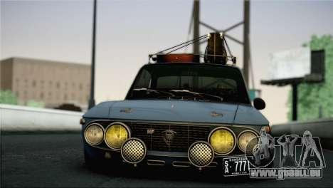 Lancia Fulvia pour GTA San Andreas