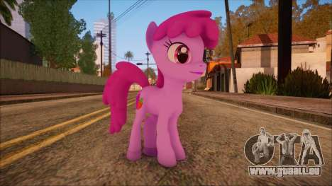 Berrypunch from My Little Pony pour GTA San Andreas