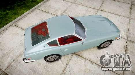 Datsun 260Z 1974 pour GTA 4 est un droit