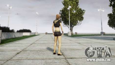 Fille du FBI pour GTA 4 secondes d'écran