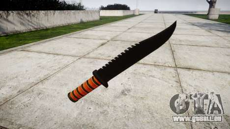 Fighting knife von Ka-Bar für GTA 4