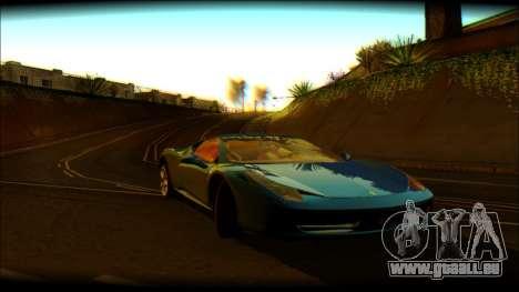 DayLight ENB for Medium PC für GTA San Andreas fünften Screenshot
