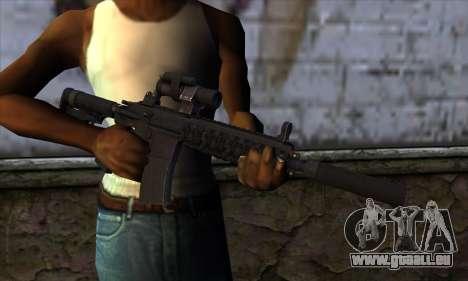 HX AP 15 from Hitman Absolution für GTA San Andreas dritten Screenshot