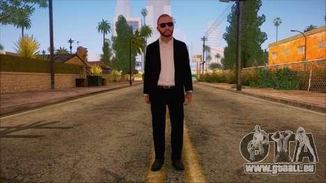 GTA 5 Online Skin 8 für GTA San Andreas