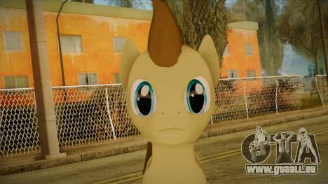 Doctor Whooves from My Little Pony für GTA San Andreas dritten Screenshot