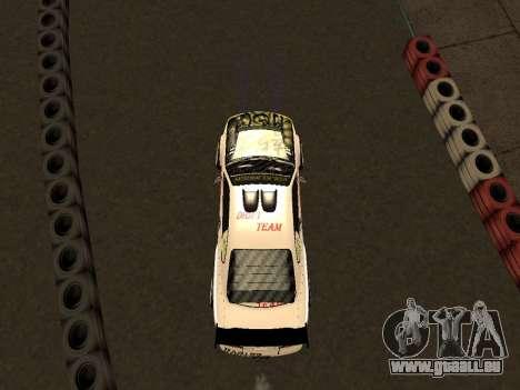 Nissan Silvia S15 VCDT pour GTA San Andreas vue intérieure