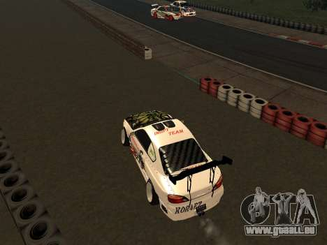 Nissan Silvia S15 VCDT für GTA San Andreas zurück linke Ansicht