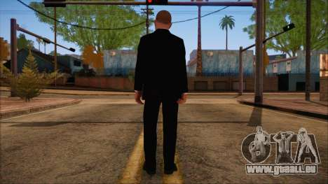GTA 5 Online Skin 8 pour GTA San Andreas deuxième écran