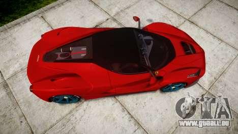 Ferrari LaFerrari 2014 [EPM] pour GTA 4 est un droit