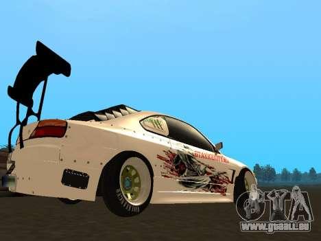 Nissan Silvia S15 VCDT für GTA San Andreas rechten Ansicht