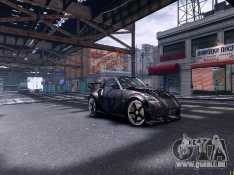 Nissan 350Z Tokyo Drift pour GTA 4