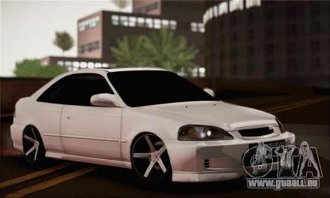 Honda Civic Si pour GTA San Andreas