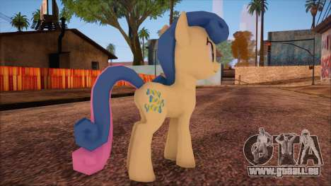 BonBon from My Little Pony für GTA San Andreas zweiten Screenshot