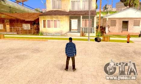 Varios Los Aztecas für GTA San Andreas zweiten Screenshot