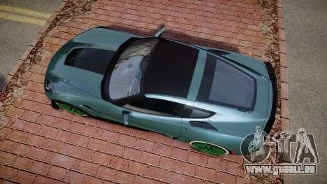 Chevrolet Corvette Z06 2015 TireKHU für GTA 4 rechte Ansicht