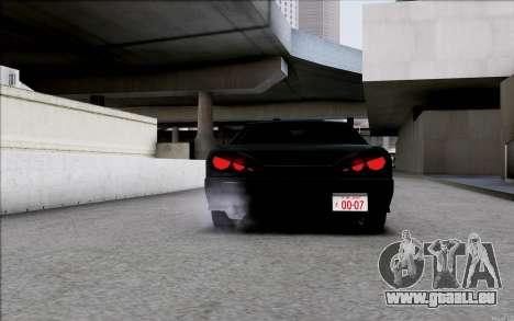 Japan Elegy pour GTA San Andreas vue arrière