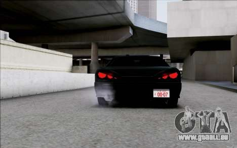 Japan Elegy für GTA San Andreas Rückansicht